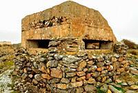 Bunker of Somosierra front, Piñuecar-Gandullas, Madrid, Spain.