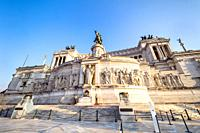 The Victor Emmanuel II National Monument or Vittoriano, is the Fatherland Altar national monument built in honour of Victor Emmanuel II, the first kin...