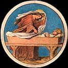 Schwind Moritz Von - Wartburg-Palas Bilderzyklus Zur Heiligen Elisabeth - Die Toten Begraben - Austrian School - 19th Century.