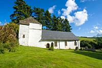 St Mary church Built around the 14th century, it stands on Bryn Glas Hill the site of the battle of Bryn Glas which took place in 1402 between Owain G...