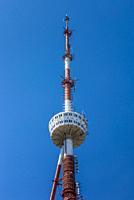 Georgia, Tbilisi, Mtatsminda Park, TV Tower