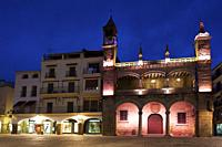 City council of Plasencia, Extremadura, Spain.