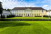 Berlin, Germany. Palace Bellevue, the Seat of the German Presidency.