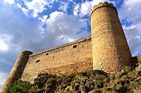 Cornago, Castle (13th century). La Rioja, Spain.