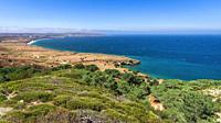 Santa Rosa Island, Channel Islands National Park, California USA.