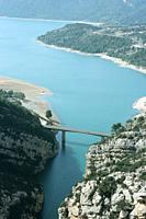Lac de St. -Croix. Country: France. Region: Le Var.