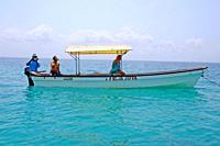boat, Unguja island, Kizimkazi, Zanzibar