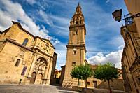 Cathedral of Santo Domingo de la Calzada, Way of Saint James, Camino de Santiago, Santo Domingo de La Calzada, La Rioja, Spain, Europe