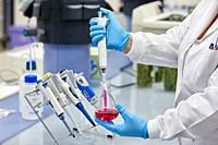 Environmental laboratory, Chemical Laboratory