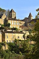 France, Dordogne, Belves.