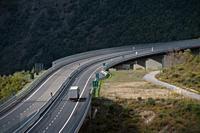 Italian Motorway Salerno-Reggio Calabria: Viaduct Italia
