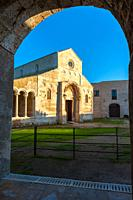 Santa Maria a Cerrate Abbey, Province of Lecce, Salento, Puglia, Italy.