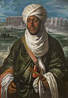 Mulay Ahmad, Peter Paul Rubens, circa 1609,.