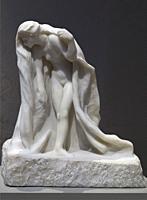 Psyche, Auguste Rodin, 1899,.