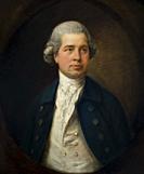 John Taylor, Thomas Gainsborough, circa 1778,.