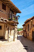 Medieval village of Calatanazor in Soria, Castilla y Leon, Spain. High quality photo.