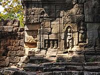 "Banteay Kdei ( Prasat Banteay Kdei), meaning """"A Citadel of Chambers"""", also known as """"Citadel of Monks' cells"""", is a Buddhist temple in Angkor, Cam..."