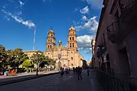 Metropolitan Cathedral of San Luis Potosi, Mexico.