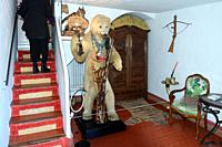 Dali's Casa-Museu museum, Portlligat, Cap Creus, Costa Brava, Girona province, Catalonia, Spain,.