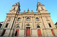 Cathedral of Lugo. Galicia. Spain