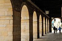 Town Hall of Lugo. Galicia. Spain