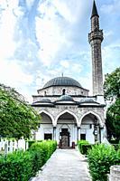 Ali Pasha's Mosque.