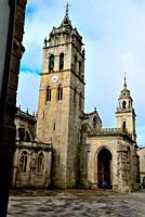 Cathedral of Lugo, Spain.