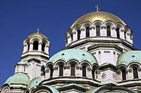 Alexander Nevsky Cathedral, Sveti Aleksandar Nevski, is built in neo-Byzantine style and is the seat of the Patriarch of the Bulgarian Orthodox Church...