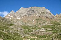 Pala de Ip, Ip, 2779 meters, Ip Valley, Jacetania, Huesca, Spain.