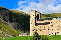 Our Lady of La Salette. La Salette-Fallavaux. Isere. Auvergne Rhône-Alpes. France. Europe.