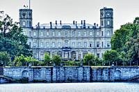 Grand Palace Gatchina Russia.