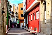 Old Town of Muxia, A Coruña, Spain
