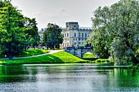Gatchina, the largest town in Leningrad Oblast, is best known as the location of the Great Gatchina Palace, one of the main residences of the Russian ...
