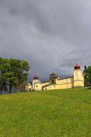 Monastery of the Mother of God Hedec, Eastern Bohemia, Czech Republic.