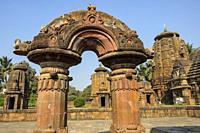 Mukteshwar Temple is a 10th century Hindu temple dedicated to Shiva, located in Bhubaneswar, Odisha, India.