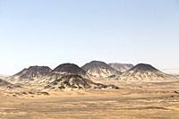 Black desert, western libyan desert, Egypt.