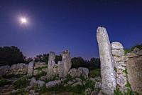 So na Caçana sanctuary village, Alaior, Menorca, Balearic Islands, Spain.