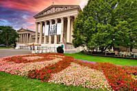 Hungary's Museum of Fine Arts, Budapest, Hungary, Europe