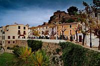 El Castell de Guadalest Costa Blanca Spain.