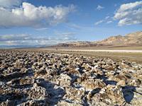 Death Valley National Park. California. USA.