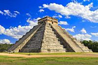 Chichen Itza, Yukatan, Mexico.