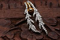 Diamond jewelry on wooden background, diamond jewellery, diamond pendant, Indian Traditional Gold Jewellery, Indian wedding jewellery