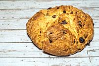 """Soda bread is a variety of quick bread traditionally made in a variety of cuisines in which sodium bicarbonate (otherwise known as """"""""baking soda"""""""", or..."""