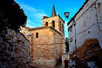 Church of San Cipriano, Zamora, Spain.