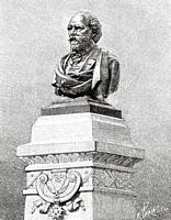 Louis Alphonse Poitevin (1819-1882) was a French researcher and photographer of the nineteenth century. Monument dedicated to Poitevin on September 7,...
