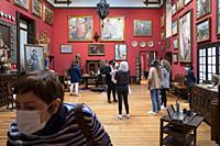 Sorolla Museum. Madrid. Spain.