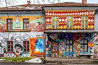 Metelkova Art Center.