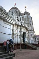 The Jagannath Temple in Jeypore, Odisha, India.
