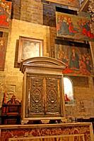 Shrine of the Chapel of San Pedro, Cathedral of Santa Maria, La Seu, Valencia, Spain