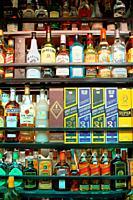 Spirits on the shelf